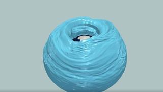 Il buco nell'ozono si sta allargando: l'animazione