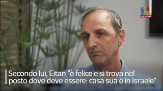 Eitan Biran, parla il nonno paterno: «Un giorno mi dirà