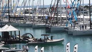 Genova, folla di visitatori al Salone Nautico. E sabato è sold out