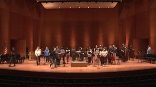 La Filarmonica di New York Philharmonic torna sul palco dopo Covid