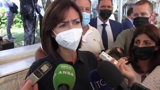 Caso Palombelli, Carfagna: «Frase infelice e sbagliata ma si è scusata»