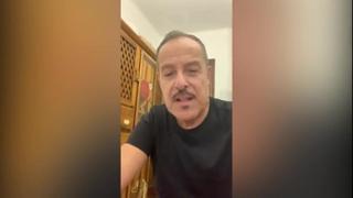 Massimo Lopez: «A Roma sono stato inseguito da un cinghiale sotto casa»