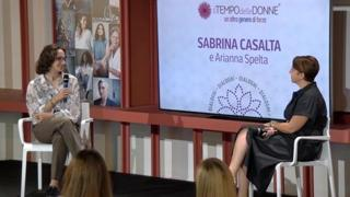 CampBus Q&A, Sabrina Casalta dialoga con Arianna Spelta