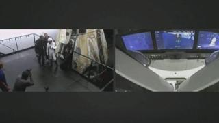 SpaceX, il rientro sulla Terra dei primi quattro turisti spaziali