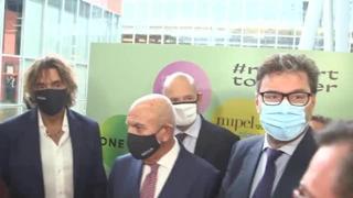 Lega, Giorgetti: «Salvini? Andiamo d'amore e d'accordo»