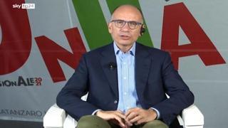 Covid, Letta: «Obbligo vaccinale se il Green Pass non funziona»