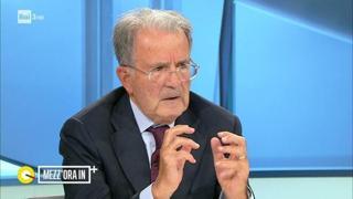 Prodi sul Pd: «Il programma è ristretto, ora bisogna coinvolgere la gente»