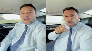 80 anni di Bossi, gli auguri di Salvini: «Se siamo qui è solo merito tuo»