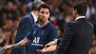 Psg-Lione, Messi sostituito: niente saluto a Pochettino