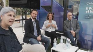 CampBus On tour, le scuole di Firenze: «Passiamo dalla dad alla didattica digitale integrata»
