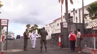 Spagna, 5mila evacuati a La Palma per l'eruzione del vulcano
