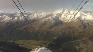 Prima neve in Alto Adige: un fronte freddo ha portato i primi fiocchi in quota