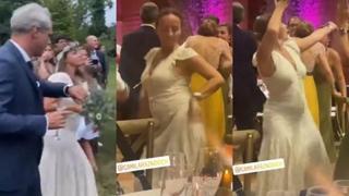 Camila Raznovich ha sposato (di nuovo) Loic Fleury