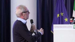 Covid, Bertolaso: «Escludo una nuova ondata ma la Lombardia è pronta»