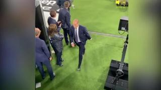 Allegri furioso a fine partita, la frase urlata uscendo dal campo: «E vogliono giocare nella Juve»