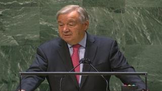 Guterres chiede dialogo e comprensione a Usa e Cina
