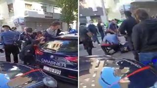 Trieste, arrestato candidato sindaco «no mask» per aver litigato con i carabinieri