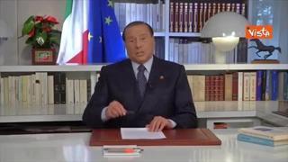 Berlusconi, il videomessaggio al vertice del Ppe: «L'Europa è una necessità»