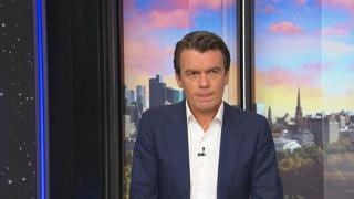Terremoto in Australia, la scossa in diretta tv
