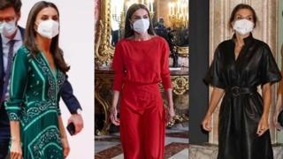 Letizia Ortiz, i mille look della regina di Spagna