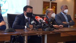 Salvini: «No vax fuori dalla Lega? Siamo un movimento democratico. Ogni idea è rispettabile»
