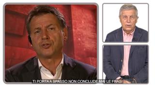 Il parlar «Contese», l'eloquio elusivo di Giuseppe Conte