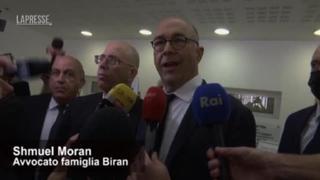 Caso Eitan, legali famiglia Biran: «Le famiglie hanno accettato un accordo, prossima udienza 8 ottobre»