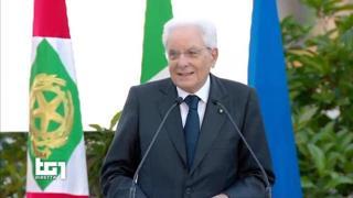 Mattarella agli atleti paralimpici e olimpici: «Avete onorato la bandiera e fatto emozionare gli italiani»