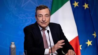 Draghi interviene al Food System Summit dell'Onu La diretta
