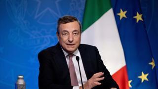 Il premier Draghi interviene all'assemblea di Confindustria: la diretta video