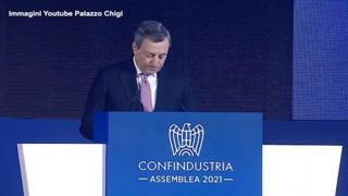 Bollette, Draghi:«Intervento di tre miliardi per aiutare i più poveri e fragili»