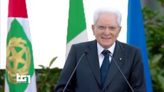 Mattarella ricorda il gesto di valore sportivo di Tamberi e Barshim e la «lotta alle avversità» di Bebe Vio