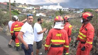 Eruzione La Palma, continuano le operazioni di evacuazione sull'isola