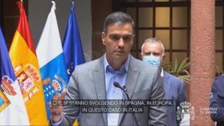 Arresto Puigdemont, il primo ministro Sanchez: «Deve essere assicurato alla giustizia»
