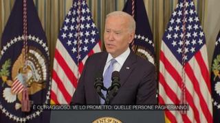 Migranti picchiati al confine, Biden: «È oltraggioso, quelle persone pagheranno»