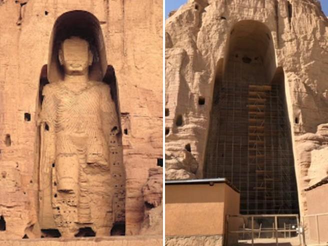 A Bamiyan, nel sito dei Buddha distrutto 20 anni fa dai talebani dove oggi sono sparite anche le donne