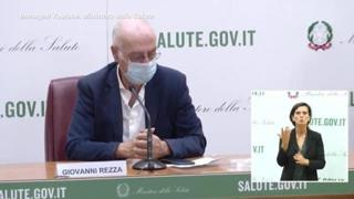 Covid, Rezza: «I dati sono buoni, grazie ai vaccini e al buon senso»