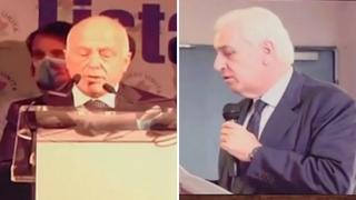 Il candidato sindaco Ilario ricicla lo stesso discorso di un collega, già pronunciato nel 2013