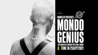 Moncler presenta Mondogenius: la sfilata