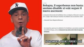 La denuncia di J-Ax per l'anziano disabile in casa da 15 anni senza ascensore: «Pago io le spese legali»