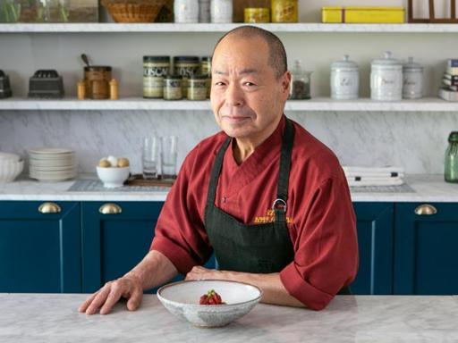 Maguro Somen, i premiatissimi spaghetti giapponesi col tonno del maestro Haruo Ichikawa