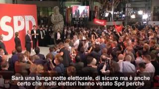 Germania, Scholz: «I tedeschi vogliono un cambiamento e me cancelliere»
