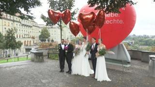 Referendum nozze gay, la Svizzera dice sì