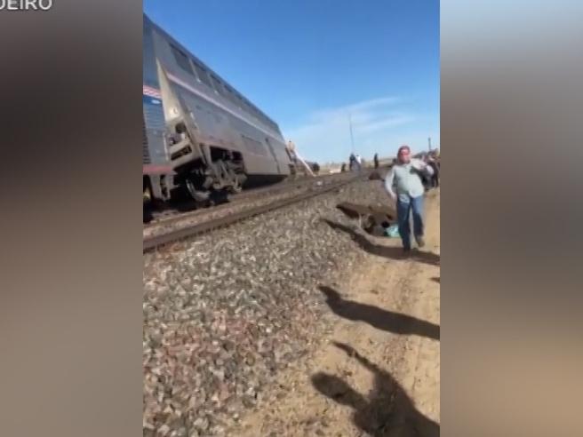 Usa, deraglia treno tra Seattle e Chicago: almeno 3 vittime