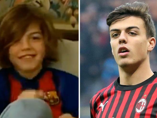Daniel Maldini, quando da bambino voleva fare l'autista
