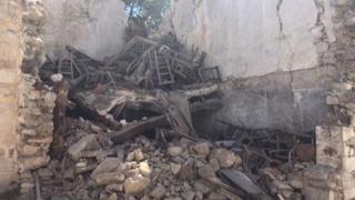 Terremoto a Creta, danni importanti agli edifici dell'isola