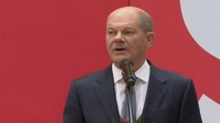 Elezioni Germania, Scholz: «Dai cittadini messaggio chiaro: Cdu e Csu all'opposizione»