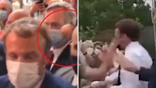 Dallo schiaffo all'uovo: tutte le volte che Macron è stato contestato