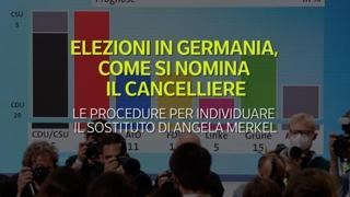 Elezioni in Germania, come si nomina il cancelliere