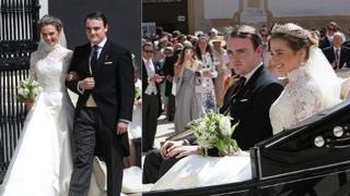 Jaime di Borbone e Lady Charlotte Diana: il royal wedding in Sicilia